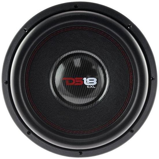 "12"" Subwoofer 4 Ohm 4000 Watts DVC DS18 EXL XX"