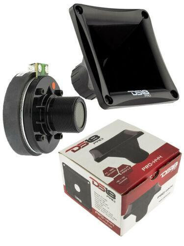 DS18 60W 8 Ohms Horn Driver Pro-DR100 and PRO-H44 Combo