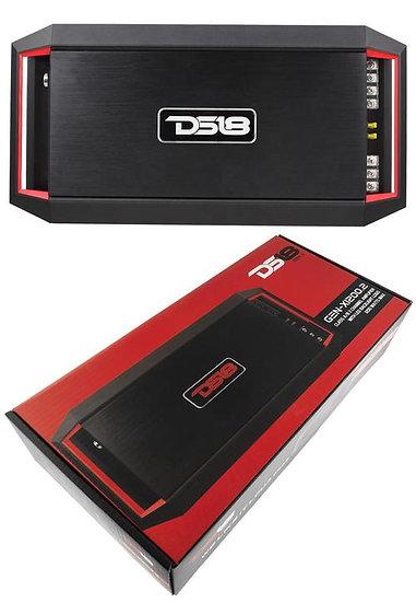 Full Range Class AB 2 Channel Car Amplifier 1200 Watts DS18 GEN-X1200.2