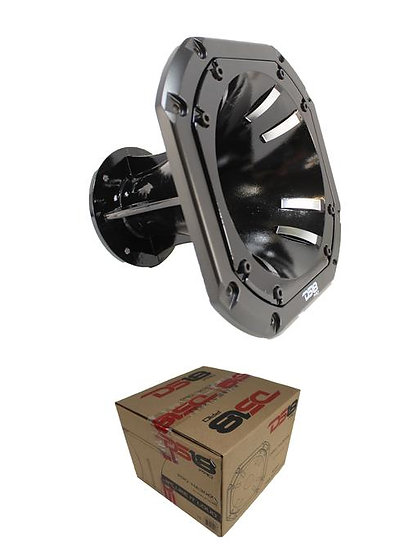 "DS18 PRO-HA300A Screw on 2"" Aluminum Horn 4.84"" Depth Pro Car Audio"