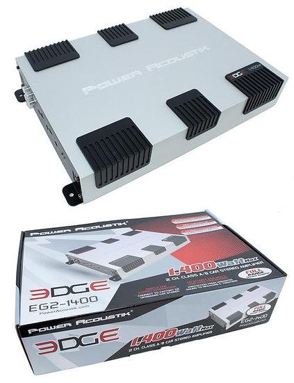 1400 Watt 2 Channel Class A/B Full Range Car Stereo Amplifier Bridgeable