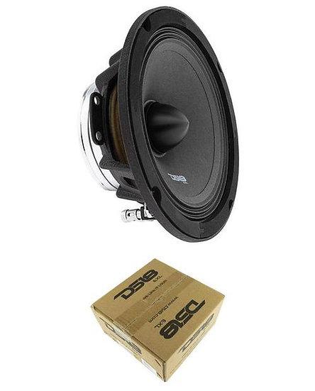 "DS18 EXL-64NB 6.5"" Full Range Loudspeaker 400W 4ohm Pro Car Audio"
