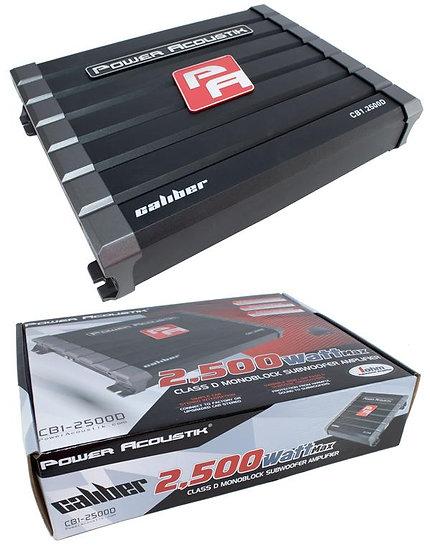 2500 Watt Monoblock Class D Car Audio Subwoofer Amplifier 1 ohm Bass Amp CB1