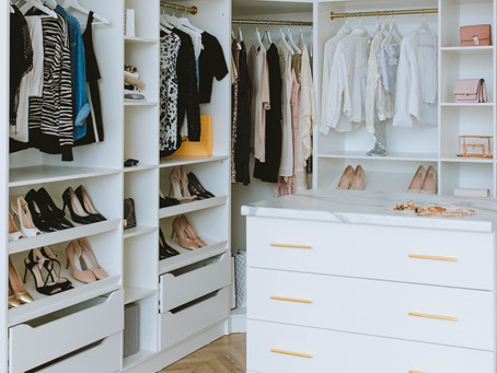 How To Declutter Your Wardrobe - Fast!