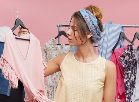How To Declutter Your Wardrobe For The New Year!