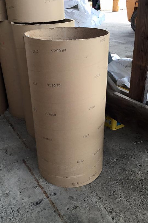 Cardboard Tube (1/4 inch thick)