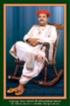 H.H.1008 Acharya Shree Ajendraprasadji Maharaj