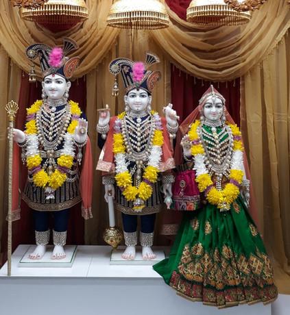 Shree Harikrishna Maharaj, Shree Laxminarayan Dev