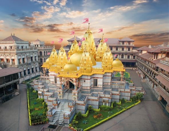 Golden Temple, Shree Vadtal Dham