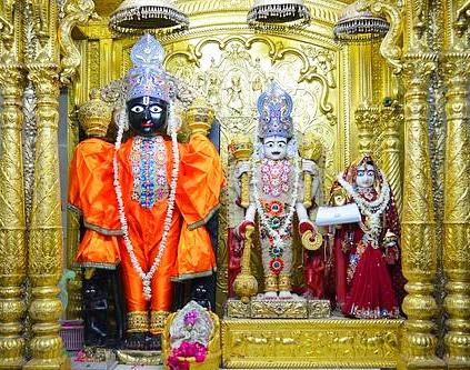 Shree Laxminarayan Dev, Shree Ranchhodraiji Maharaj