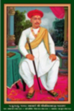 H.H.1008 Acharya Shree Pratiprasadji Maharaj