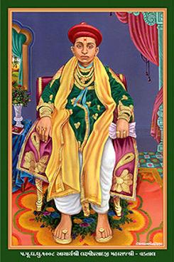 H.H.1008 Acharya Shree Laxmiprasadji Maharaj