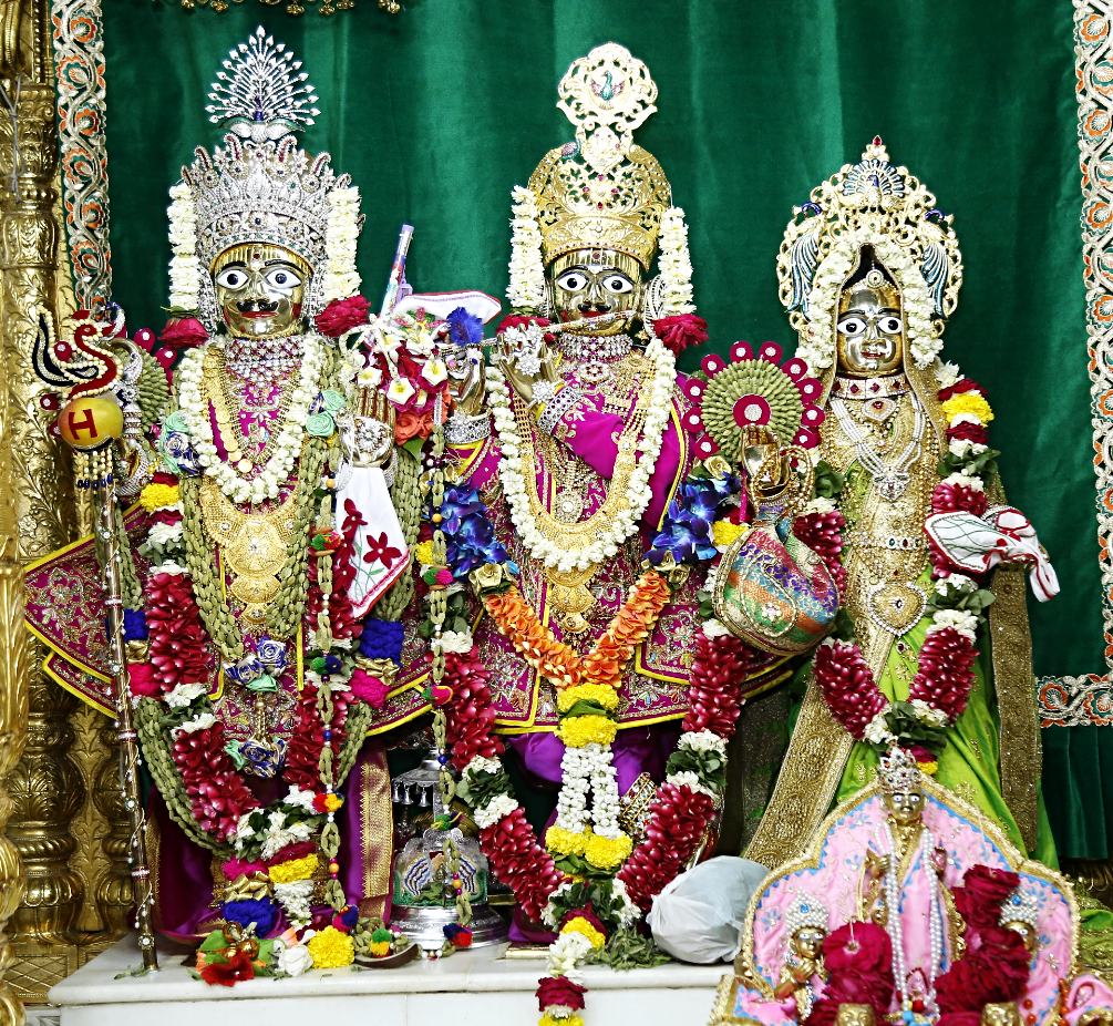Shree Harikrishna Maharaj, Shree Radha Krishna Dev
