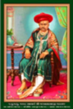 H.H.1008 Acharya Shree Bhagvatprasadji Maharaj