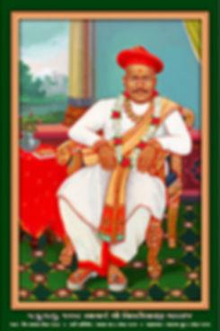 H.H.1008 Acharya Shree Viharilalji Maharaj