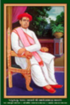H.H. 1008 Acharya Shree Anandprasadji Maharaj