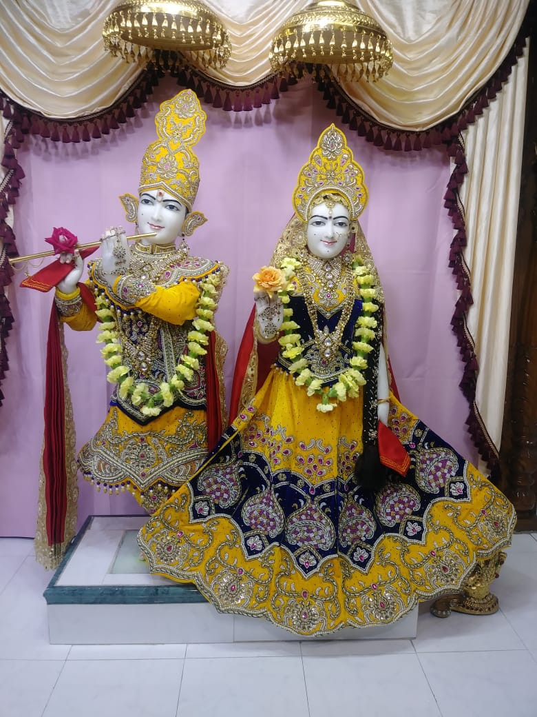 Shree Radha Krishna Dev