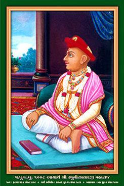 H.H.1008 Acharya Shree Raghuvirji Maharaj
