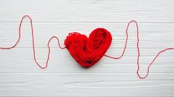 Yarn Heart - 2