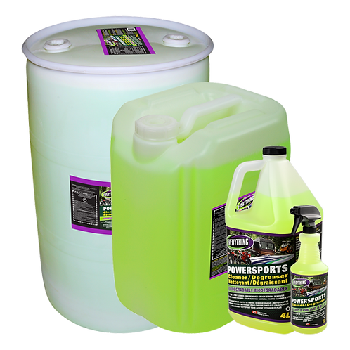 Power Sports Concentrate Cleaner/Degreaser