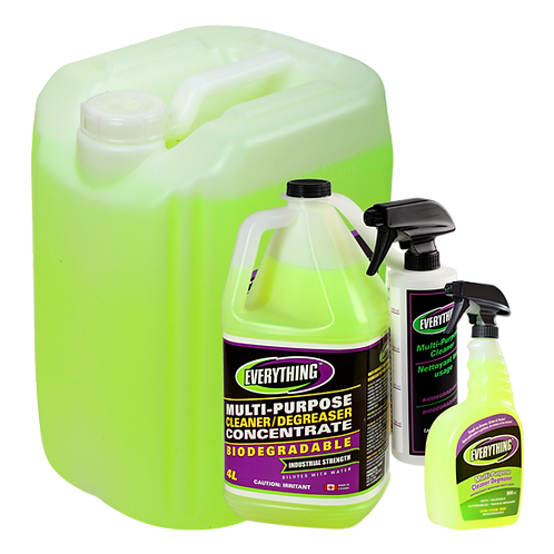 Everything Cleaner - Multi-Purpose Cleaner