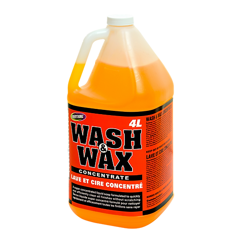 Wash and Wax Concentrate