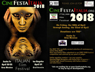 CineFesta Italia Supports Communities In Schools for 3rd Consecutive Year!