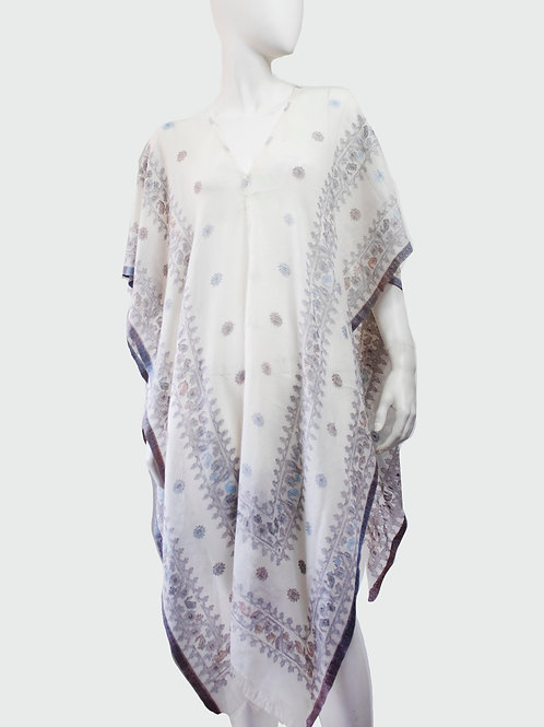 SHEER COTTON COVERUP