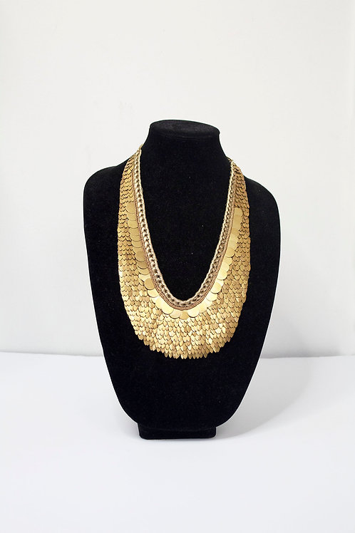 PATVA NECKLACE GOLD