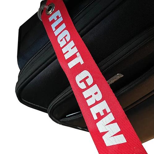 Identificador de equipaje Flight Crew Remove Before Flight