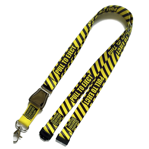Lanyard Pull to Eject Special Edition LIFT BUCKLE