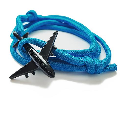 Remove Before Flight® Brazalete Unisex Paracord