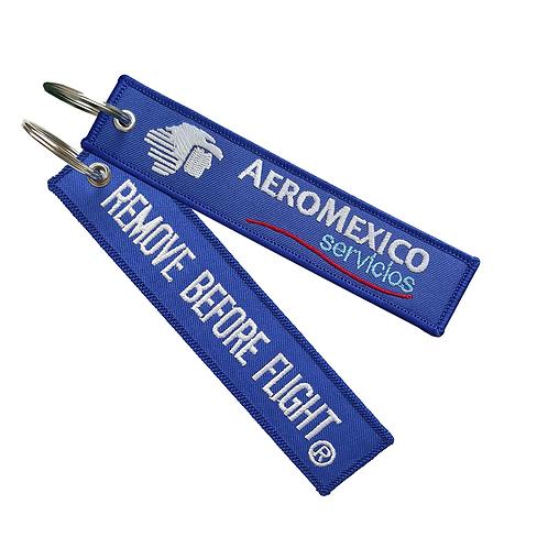 Llavero Aeromexico Servicios Remove Before Flight