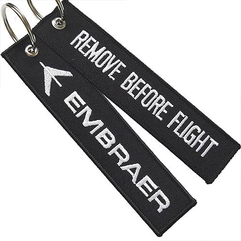 Llavero Embraer Remove Before Fight