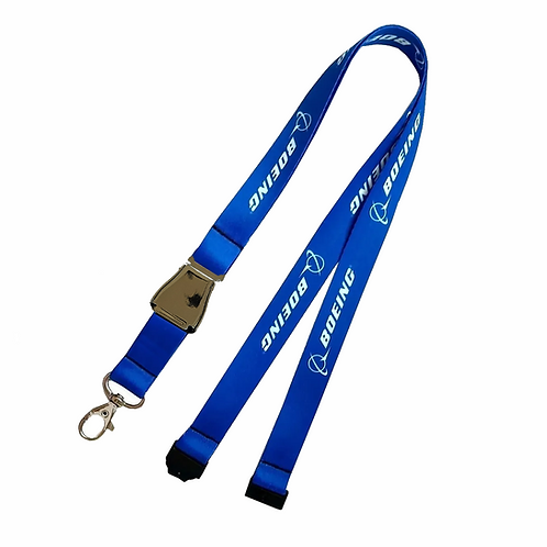 Lanyard Boeing Special Edition LIFT BUCKLE