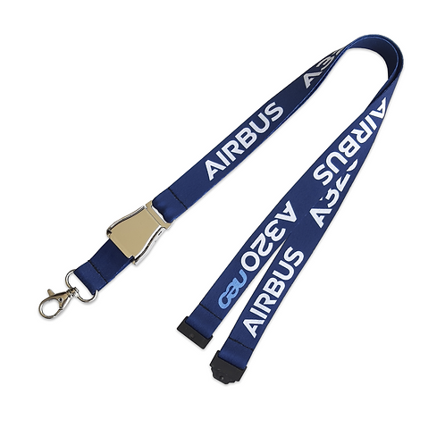 Lanyard Airbus A320neo LIFT BUCKLE Remove Before Flight