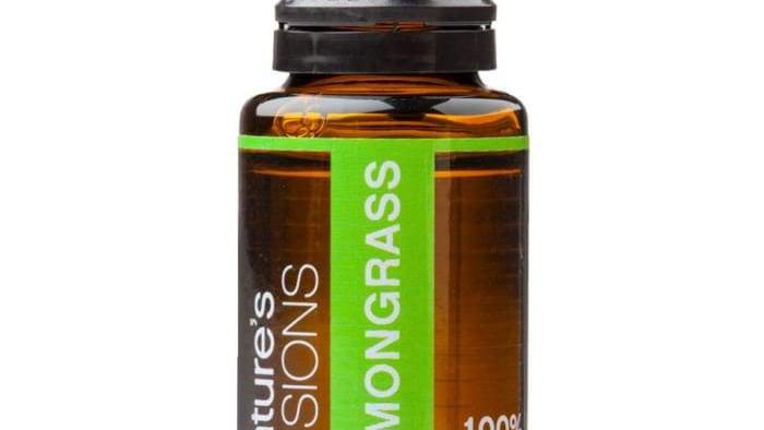 Lemongrass Pure Essential Oil - 15ml