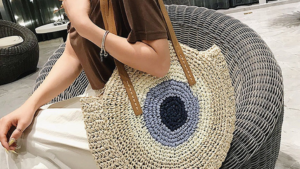 Summer Eye Tote