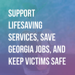 Support Funding Domestic Violence Help Services