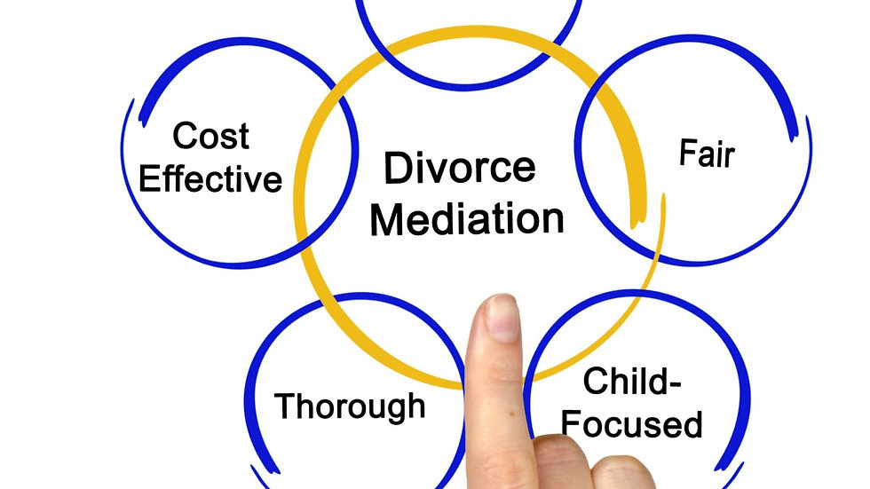 Divorce Mediation Handbook