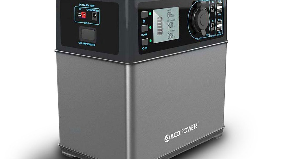 ACOPOWER 400Wh Portable Solar Generator