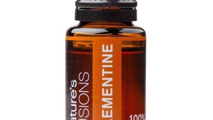 Clementine Pure Essential Oil - 15ml