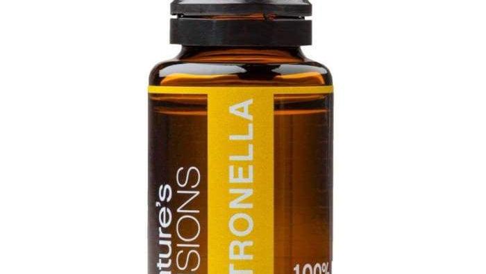 Citronella Pure Essential Oil - 15ml