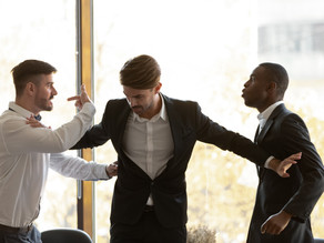 What Causes Work and Interpersonal Conflict?