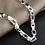 Thumbnail: Sterling Silver Linked Bracelet