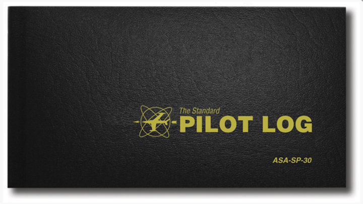 ASA STANDARD PILOT LOGBOOK