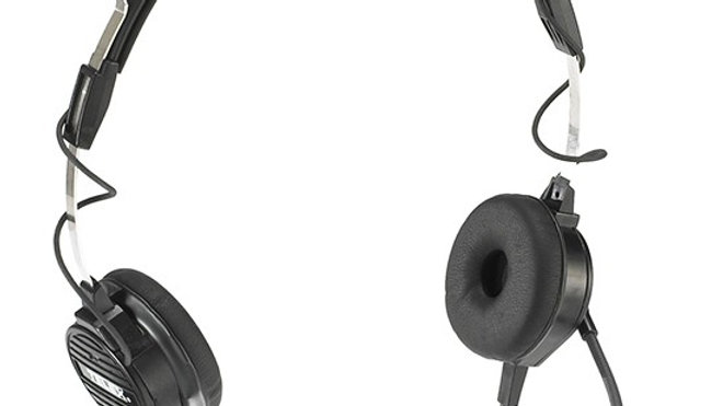 TELEX AIRMAN ANR 850 AVIATION HEADSET – DUAL PLUGS