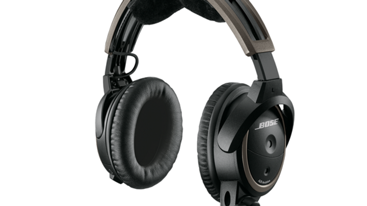 BOSE A20 ANR HEADSET – DUAL GA PLUGS – WITHOUT BLUETOOTH
