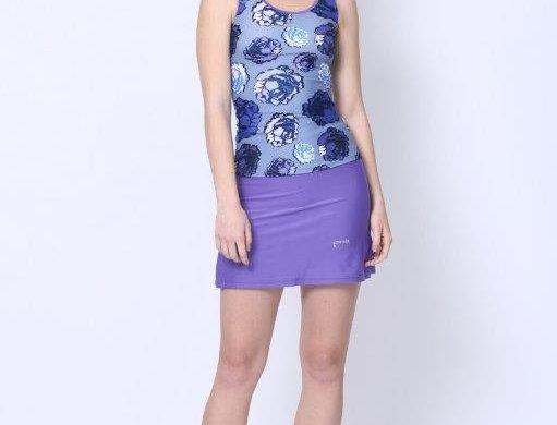 Tankini - Blue Roses