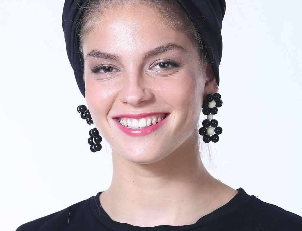 Partiall/Full Turban - Scuba Black